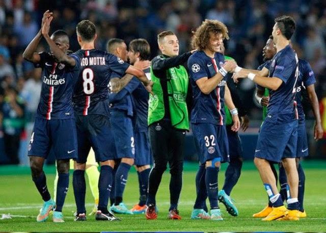 Klasemen Liga Prancis 2014, PSG Tertinggal 4 Poin Dari Marseille