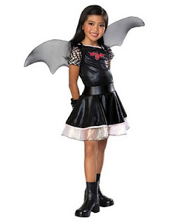 Bratz black bat