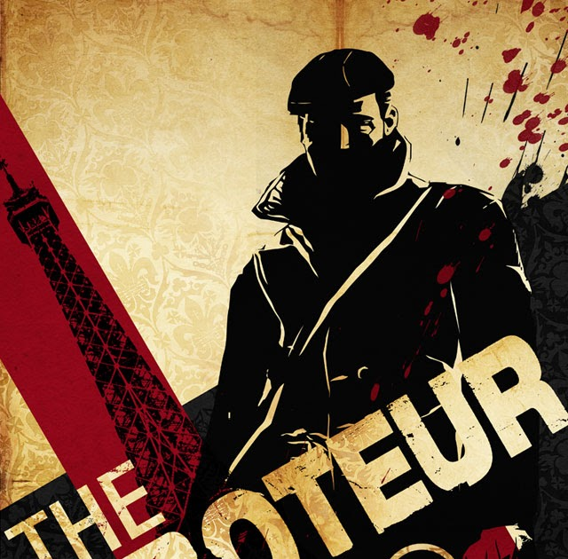 The Saboteur Game PC Open World