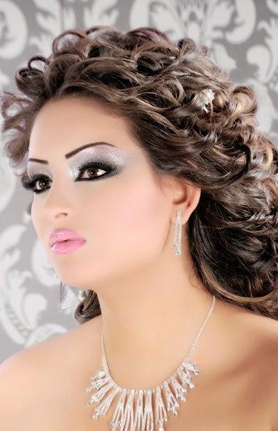 maquillage mariage marocain 2017