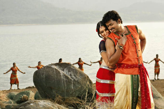 Velayudham Movie Latest Stills wallpapers