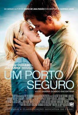 Baixar Filme Um Porto Seguro (Dual Audio) Gratis u romance p josh duhamel drama direcao lasse hallstrom 2013