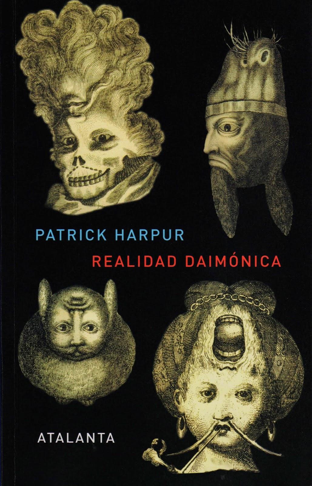 Realidad Daimónica de Patrick Harpur