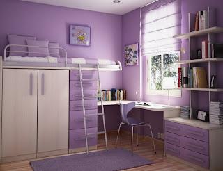 Kumpulan contoh desain kamar tidur minimalis
