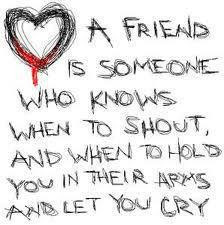 What is a Friend? Who is When we need a Freind?