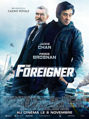 The Foreigner streaming VF film complet (HD)