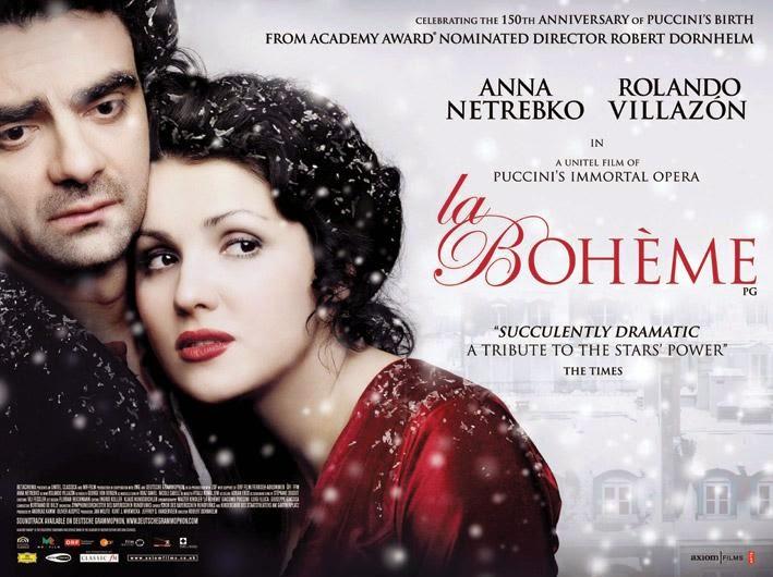 Giacomo Puccini: La Bohème – A Film by Robert Dornhelm