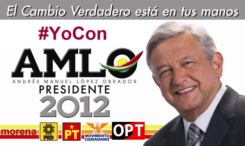 AMLO RESISTENCIA 2012