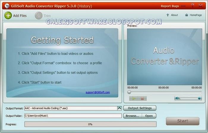 Bigasoft Audio Converter Crack