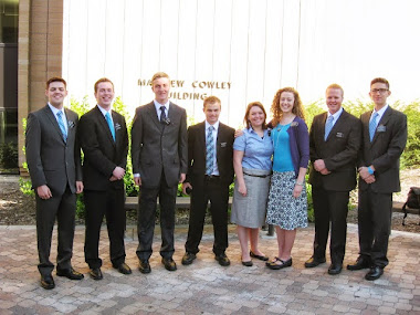 MTC District - New Friends! April 2013