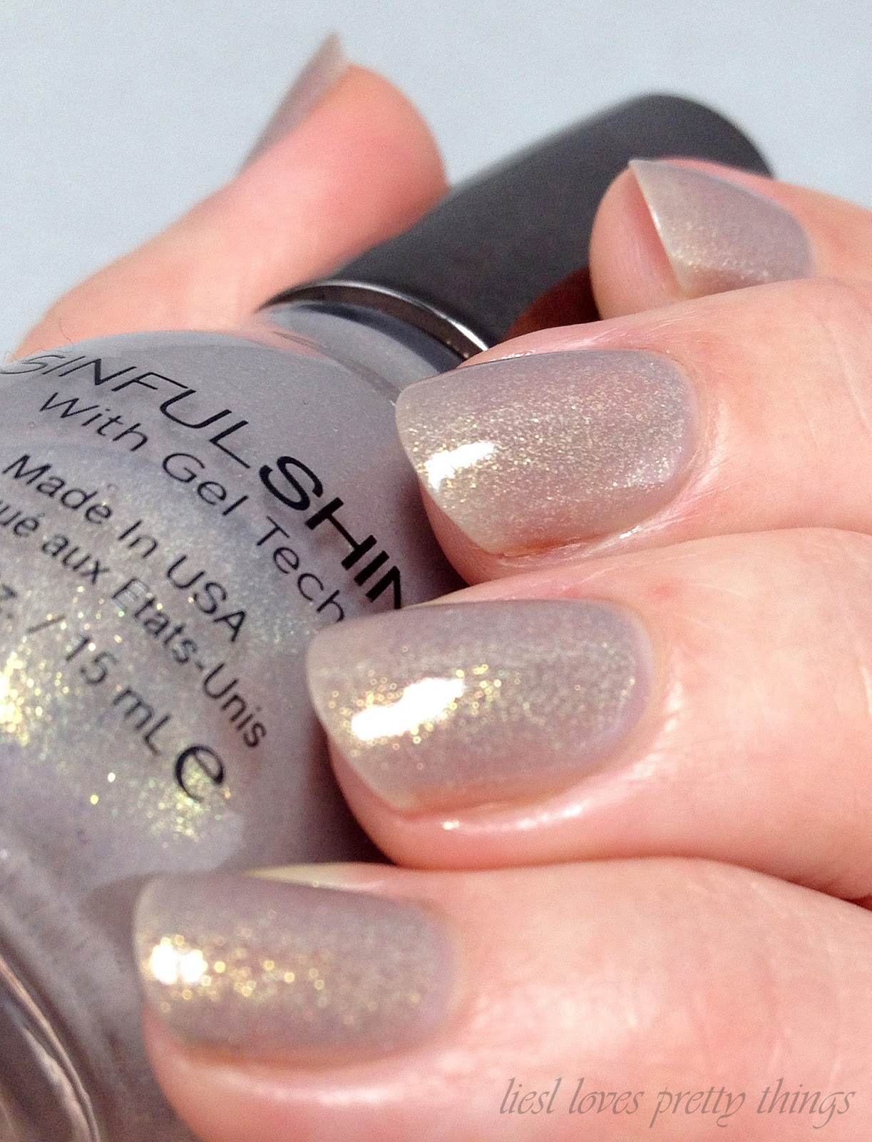 Sinful Colors SinfulShine Prosecco