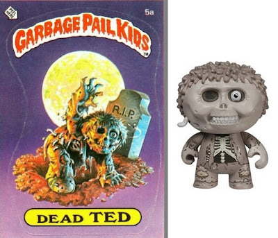 Garbage Pail Kids - Dead Ted
