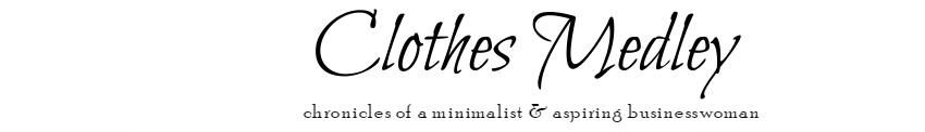 Clothes Medley