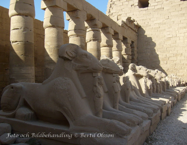 Karnaks temple