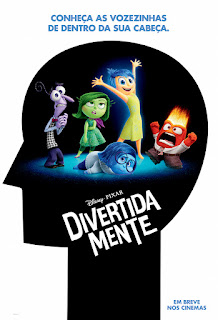 Pôster/capa/cartaz nacional de DIVERTIDA MENTE (Inside Out)