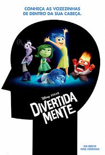 Pôster/capa/cartaz nacional de DIVERTIDA MENTE (Inside Out)