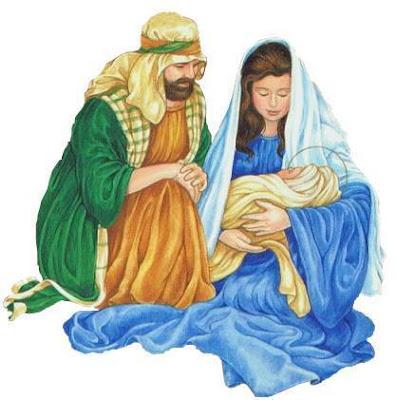 DIBUJOS DEL NACIMIENTO DE JESUS