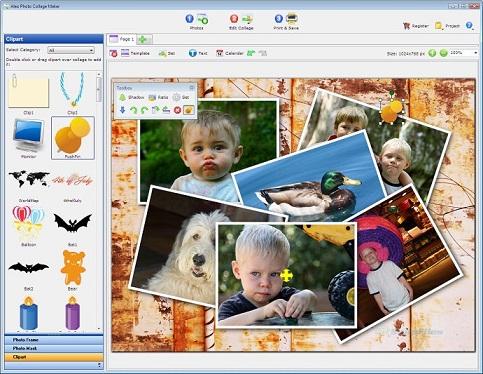 تحميل برنامج دمج الصور مع بعضها Photo Merge Program