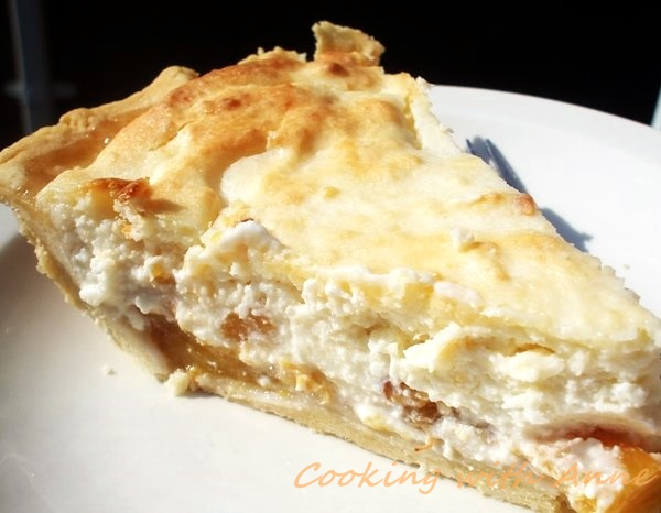 Georgia Cheesecake pie