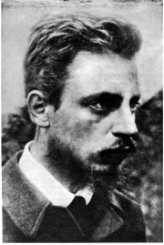 Why did rilke write some poems in french? Anyone know a little about