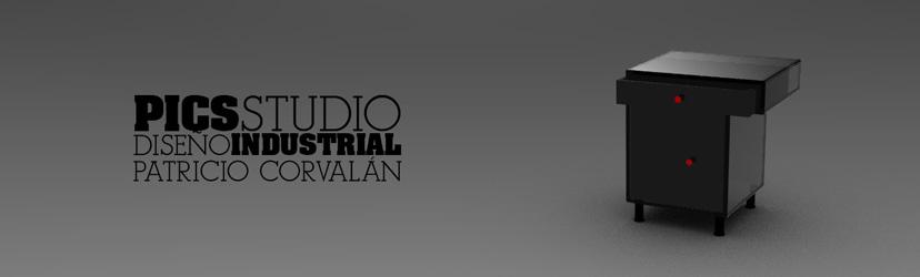 Patricio Corvalán - Diseño