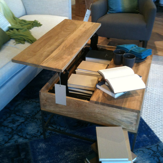 West Elm Comes To Vancouver Poppytalk - West elm pop up coffee table