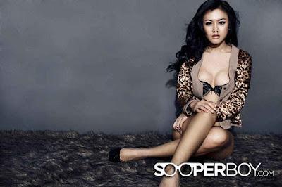 Foto Mesra Ariel Noah dan Devi Liu5 Foto Hot Model Seksi Devi Liu