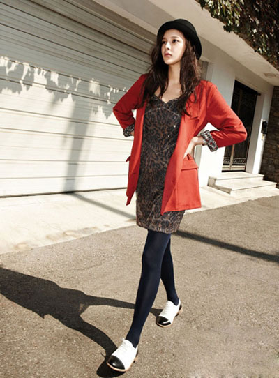 Women Fashion Ladies Fashion Korean Style Clothes On Top Dresses