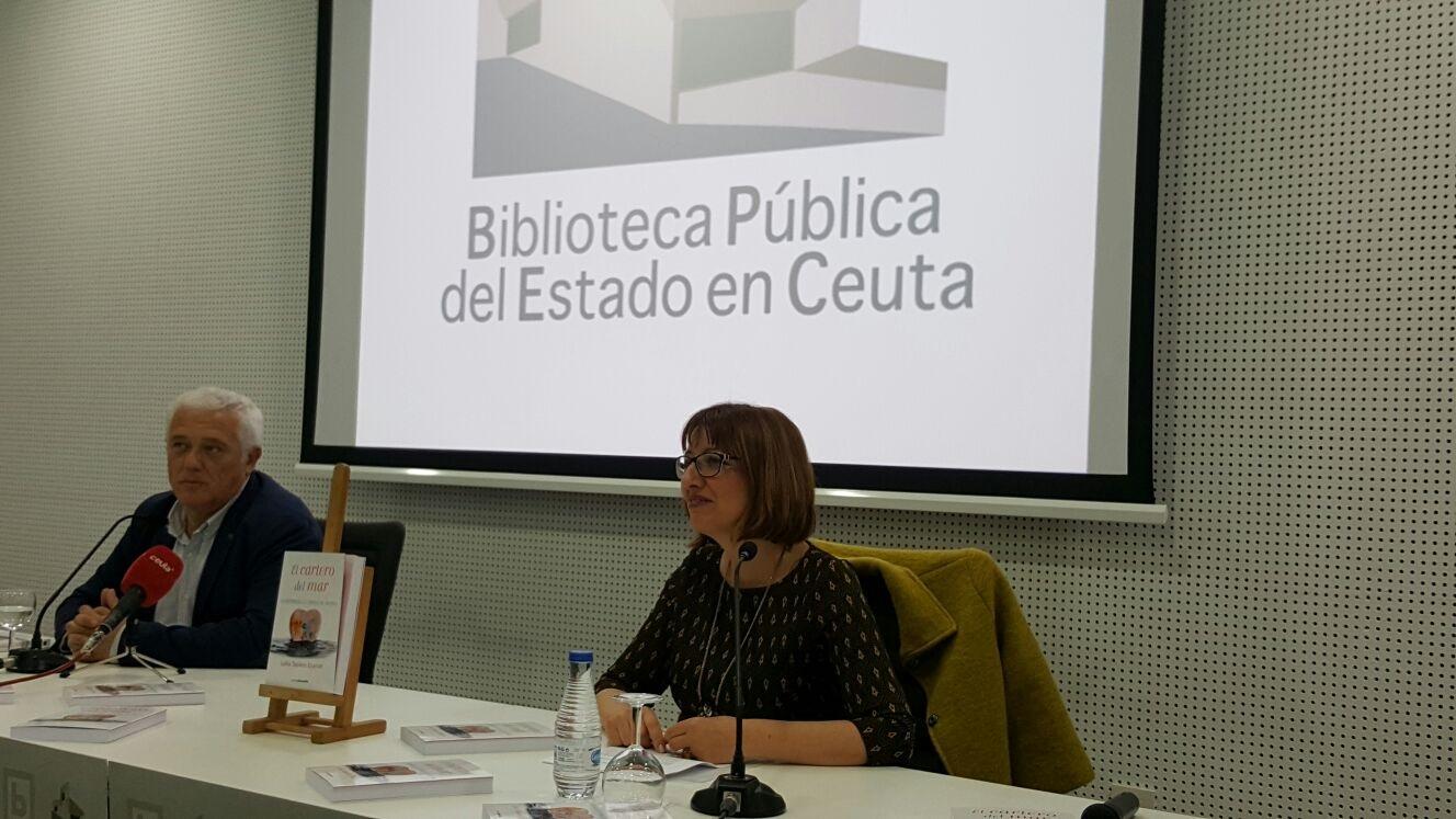 Presentación Biblioteca Ceuta
