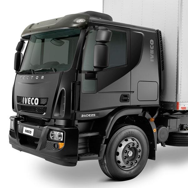 Dador de cargas para camiones de ruta