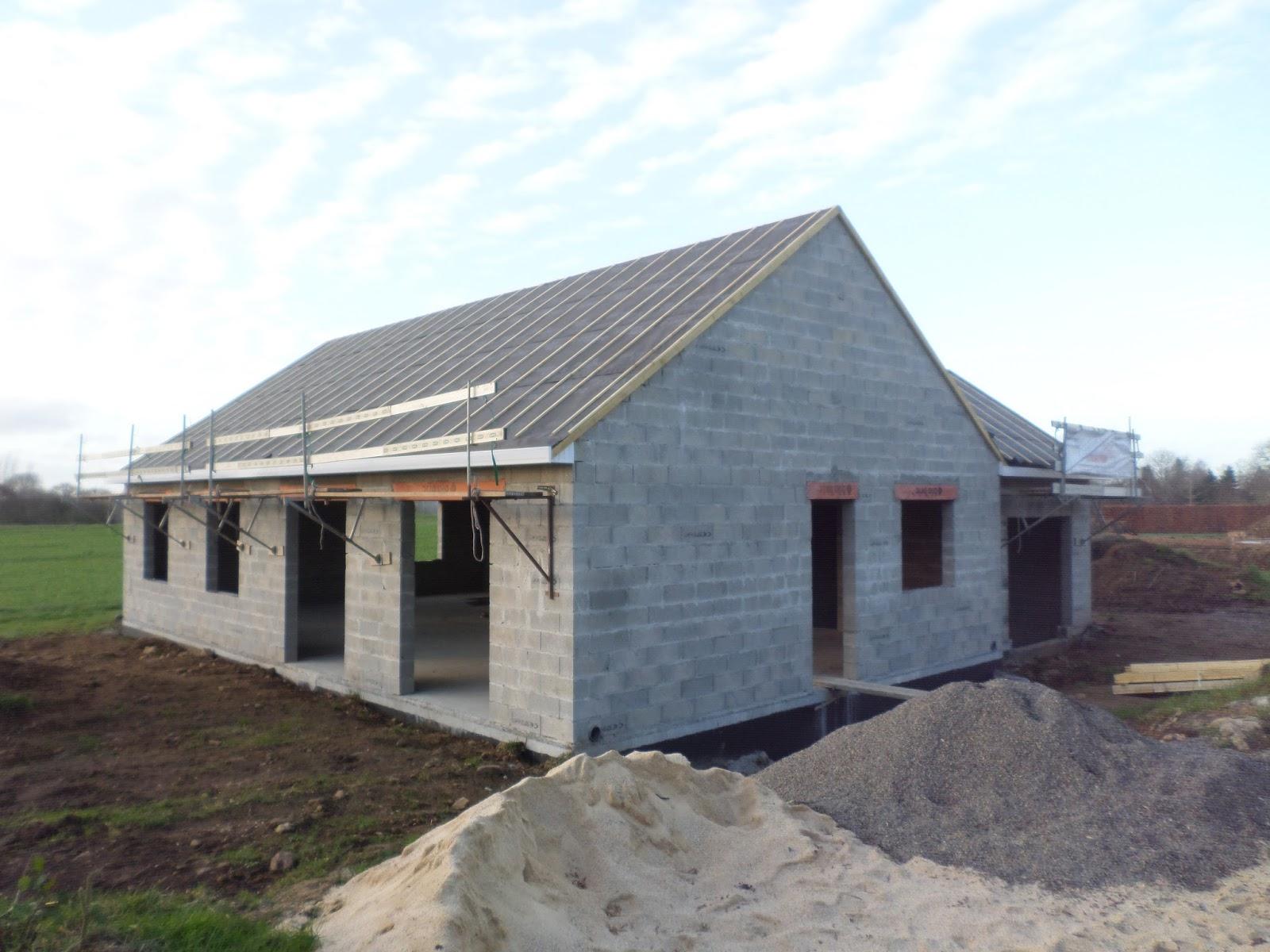 Autoconstruction basse normandie couverture for Autoconstruction maison
