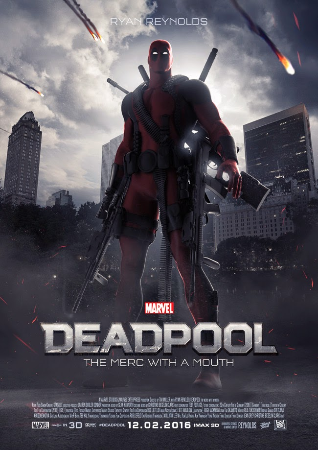 "Download ""Deadpool (2016)"" Movie"