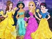 Disney Princess Graduation Party