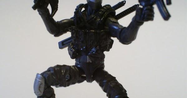 That Figures: REVIEW: GI Joe: Retaliation Ninja Showdown Snake Eyes