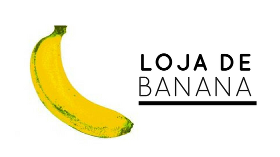 Loja de banana