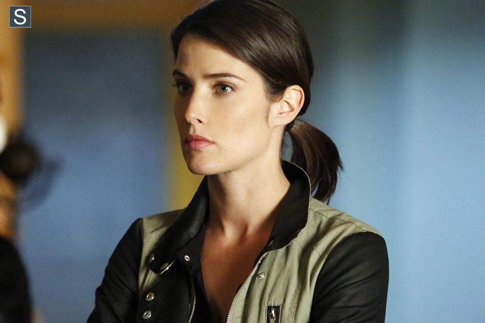 MARIA HILL, EX-AGENTE DE S.H.I.E.L.D.