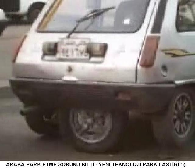 Araba park etme sistemi gözlerinize inanamıyacaksınız araba park