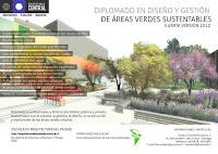 Diplomado en Diseño y Gestión de Áreas Verdes Sustentables