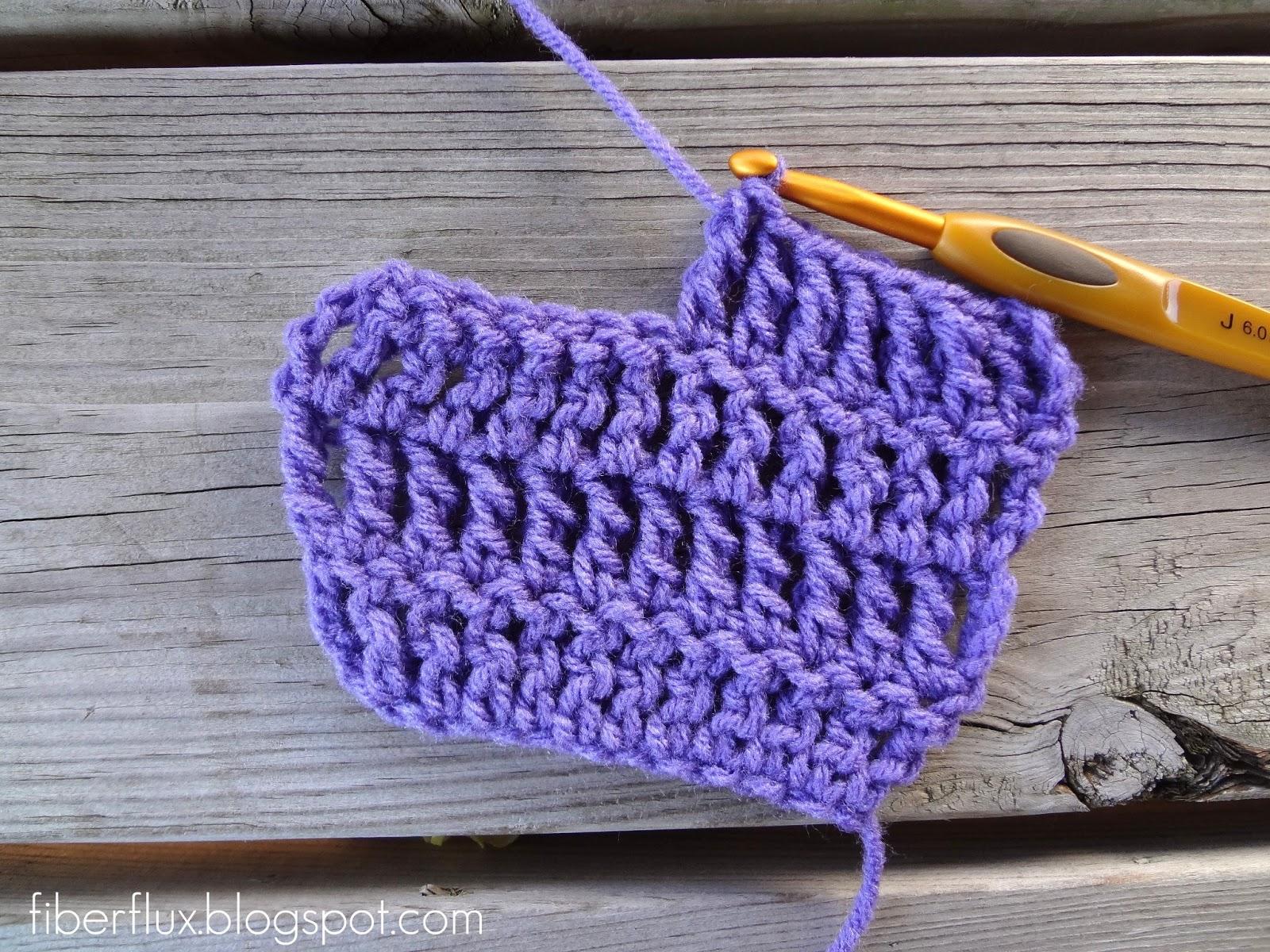 Fiber Flux: How to Treble Crochet