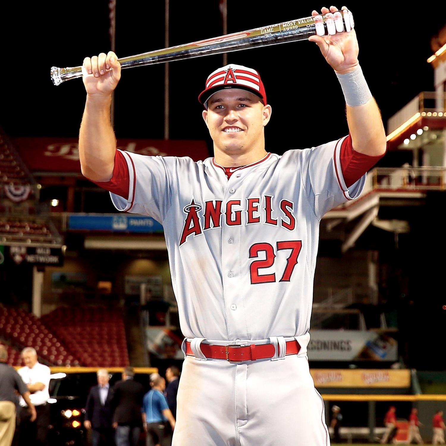 Completeist: 2014-2015 MLB All Star Game MVP