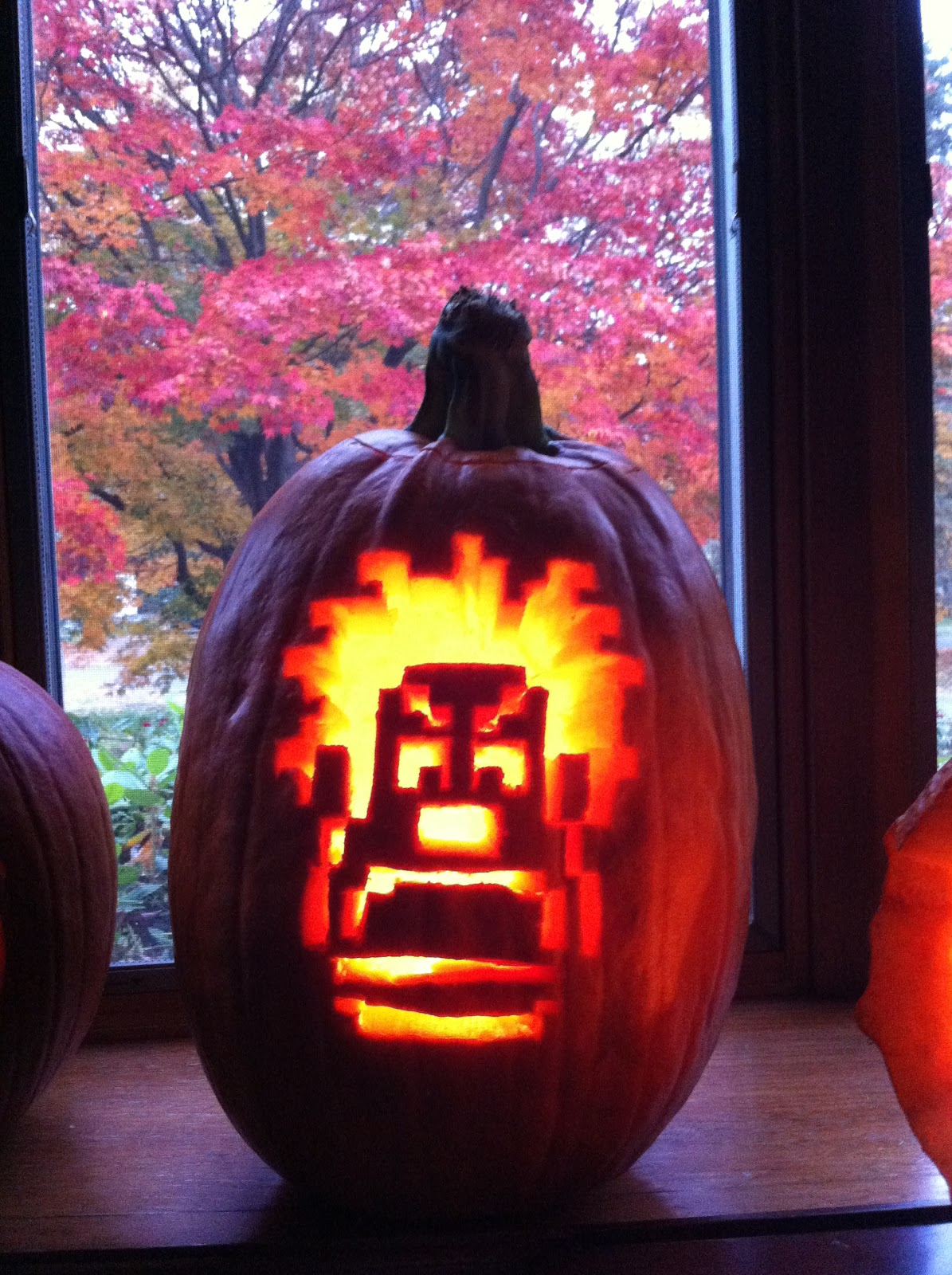 Permalink to Wreck It Ralph Pumpkin Carving Ideas