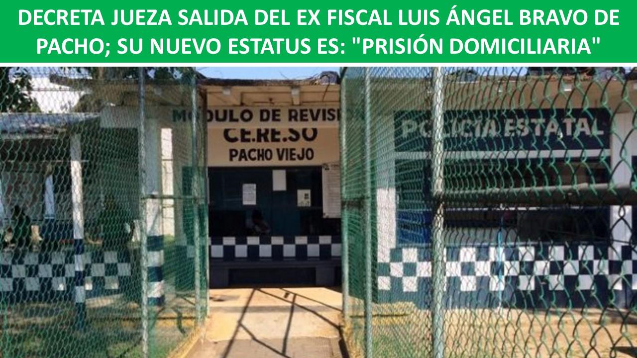DECRETA JUEZA SALIDA DEL EX FISCAL