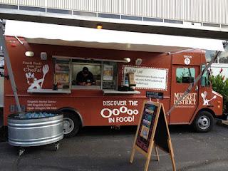Market District Food Truck Columbus Ohio