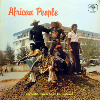 Orchestra Tumba Africa International -African People, Sonafric 50092, 1979