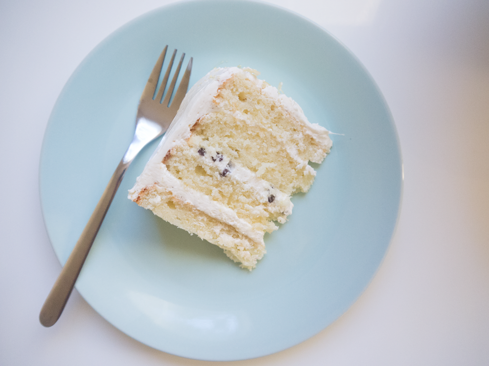 White Virgin Margarita Cake