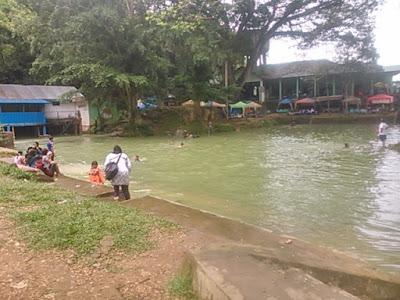 kolam renang mata ie Banda Aceh