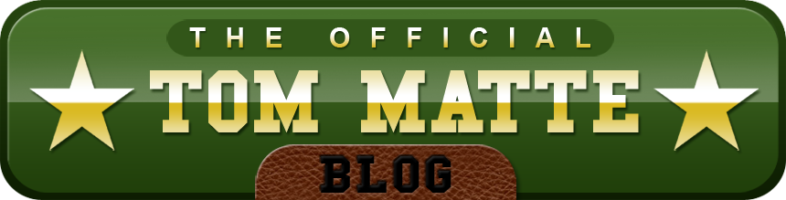 Tom Matte's Official Blog