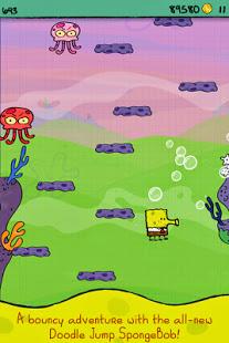 Doodle Jump Spongebob Apk Android