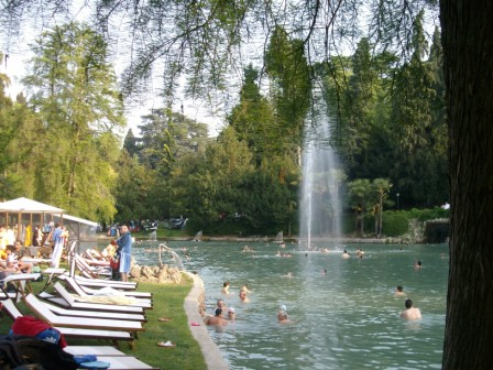 Parco Termale Villa Dei Cedri Self Service