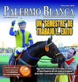 Revista Palermo Blanca - BESITOS para PLAINSWOMAN Y QUIERO SARDINA